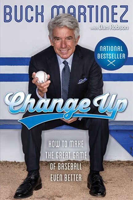 Change Up book cover