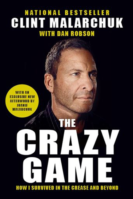 The Crazy Game book cover