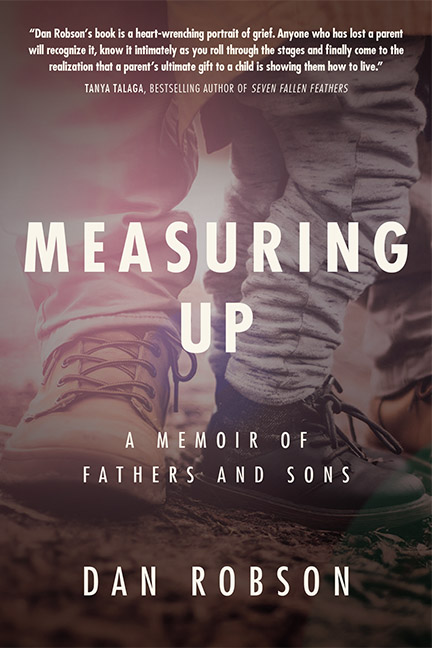 Measuring Up book cover